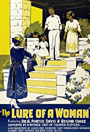 The Lure of a Woman Poster