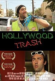 Hollywood Trash Poster