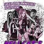 Donna Hamblin, Lisa Neeld, Len Kabasinski, Mark Kosobucki, Adele Crotty, and Frederick Williams in Hellcat's Revenge (2017)