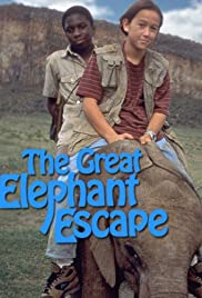 The Great Elephant Escape Poster
