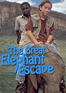 The Great Elephant Escape Leonard Nimoy