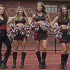 Caitlin Stasey, Reanin Johannink, Brooke Butler, and Amanda Grace Benitez in All Cheerleaders Die (2013)