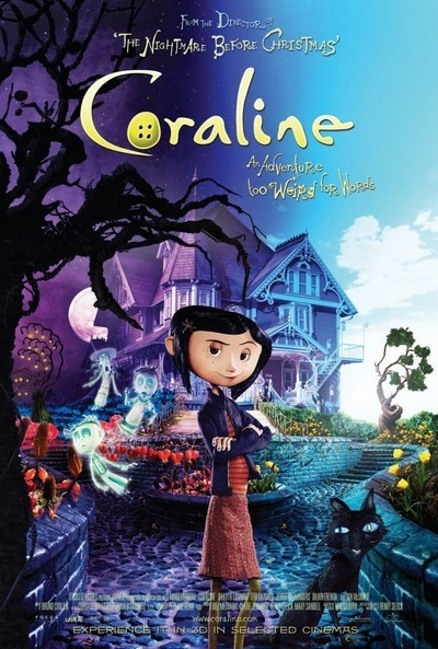 Image result for Coraline (2009)