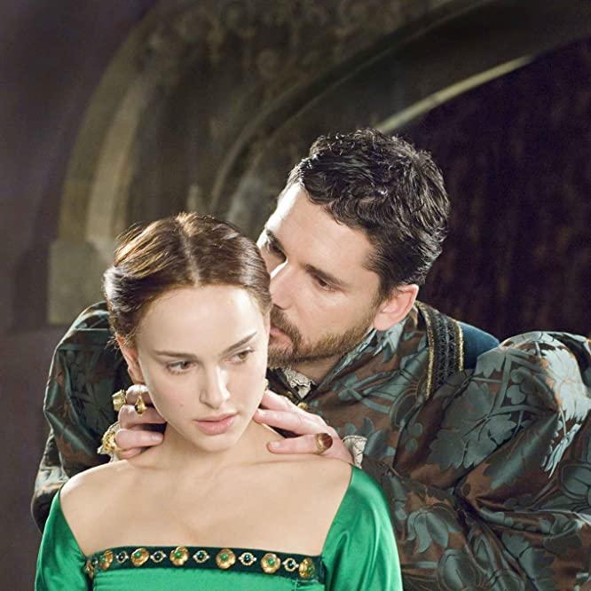 Natalie Portman and Eric Bana in The Other Boleyn Girl (2008)