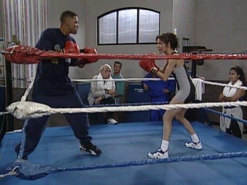 El Principe de Bel Air 6×12 – Boxeo Helena