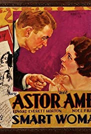 Smart Woman (1931) Poster - Movie Forum, Cast, Reviews