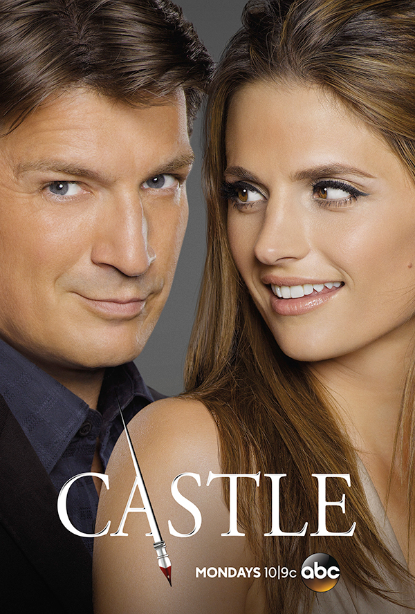 Download Castle Season 1-8 COMPLETE [480p – 720p]