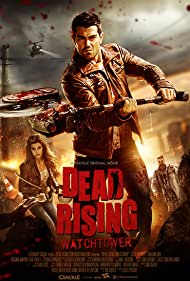 Jesse Metcalfe and Meghan Ory in Dead Rising (2015)