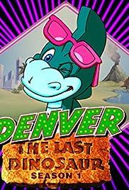 Denver, the Last Dinosaur Poster