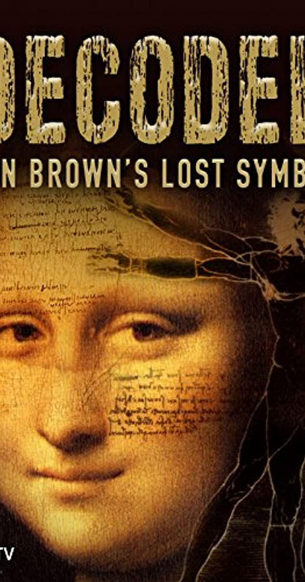 Decoded Dan Browns Lost Symbol Tv Movie 2009 Imdb