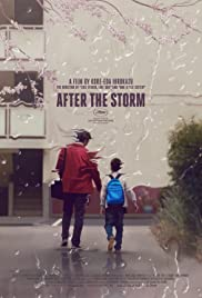 After the Storm (2016) Poster - Movie Forum, Cast, Reviews