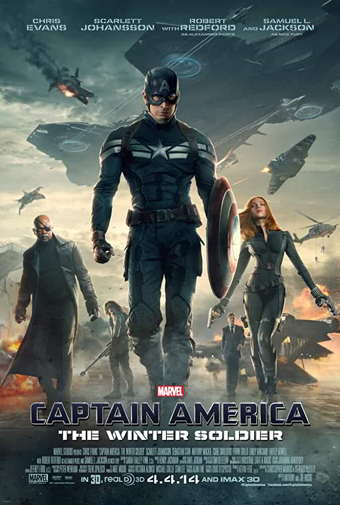 Captain America: The Winter Soldier (2014) in Hindi