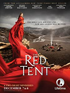 Downloading into imovie The Red Tent by [mpeg]