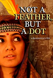 Not a Feather But a Dot Poster
