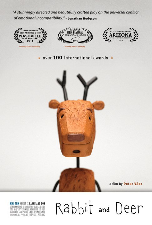 Rabbit and Deer (2013) WEBRip 720p
