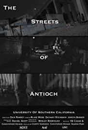 The Streets of Antioch Poster