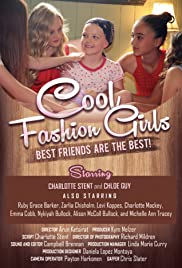 Cool Fashion Girls Poster