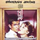 Jane Fonda and Anthony Perkins in Tall Story (1960)