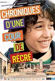 Chroniques d'une cour de récré Poster