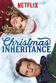 Eliza Taylor and Jake Lacy in Christmas Inheritance (2017)