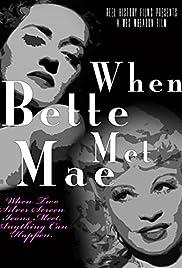When Bette Met Mae Poster