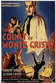 The Count of Monte Cristo (1934) Poster - Movie Forum, Cast, Reviews