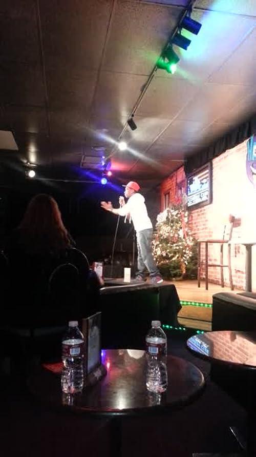 Melvin Jackson Jr stand up comedy show