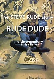 Rude Dude Poster