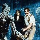 Brendan Fraser and Rachel Weisz in The Mummy (1999)