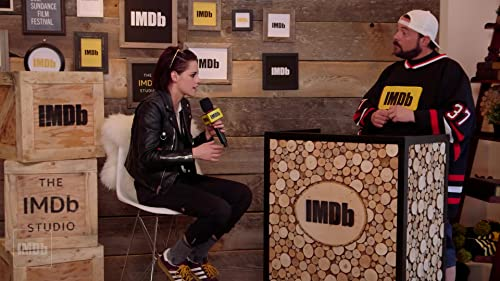 Kristen Stewart Opens Up About Being a Director
