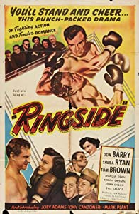 Movies free online Ringside by Sam Newfield [640x320]