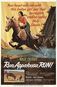 Downloading movie sites Run, Appaloosa, Run USA [720p]