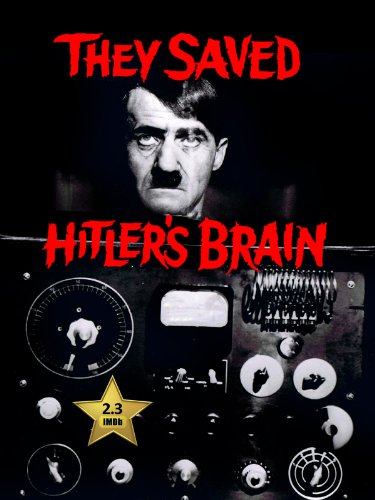 Bill Freed in They Saved Hitler's Brain (1968)