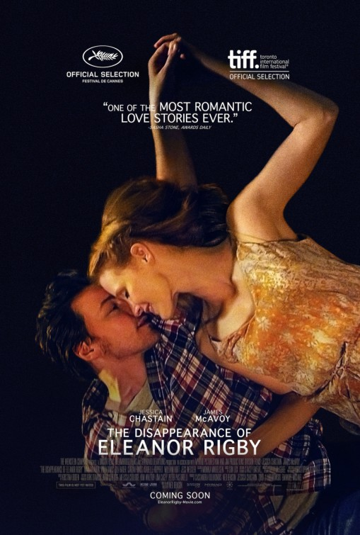 ELEONOROS RIGBI DINGIMAS (2014) / The Disappearance of Eleanor Rigby: Them