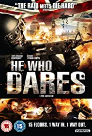 Simon Phillips and Tom Benedict Knight in He Who Dares (2014)