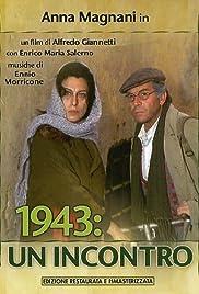 Tre donne - 1943: Un incontro Poster