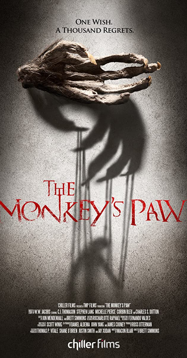 The Monkey's Paw (2013) - IMDb