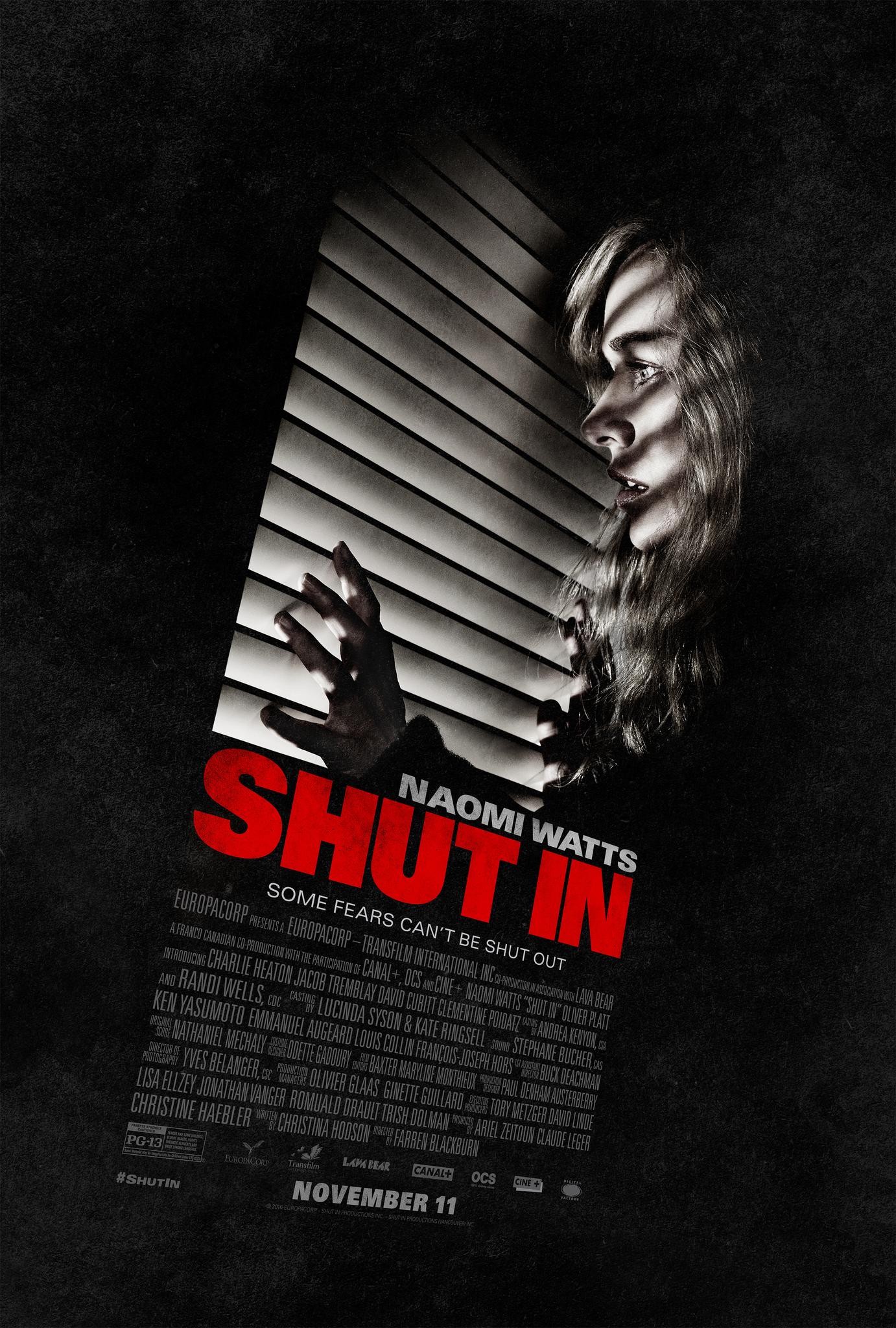 2016 >> Shut In 2016 Imdb