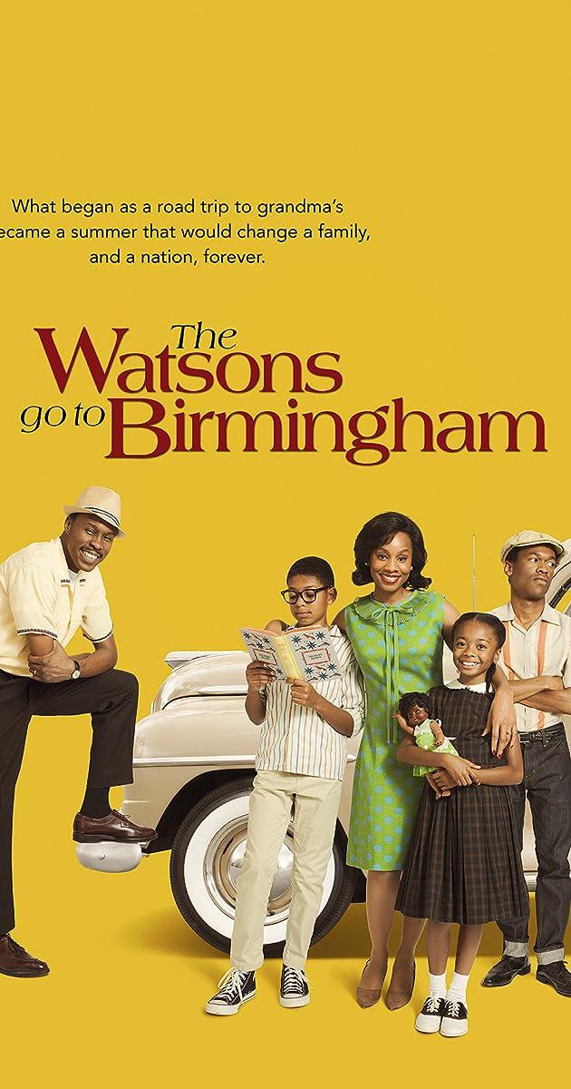 The Watsons Go to Birmingham (TV Movie 2013) - IMDb