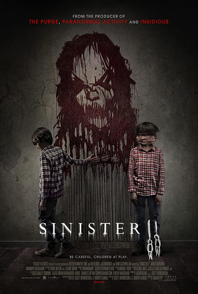 Robert Daniel Sloan and Dartanian Sloan in Sinister 2 (2015)