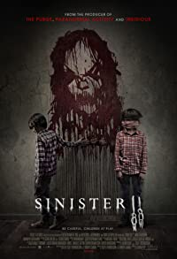 Primary photo for Sinister 2