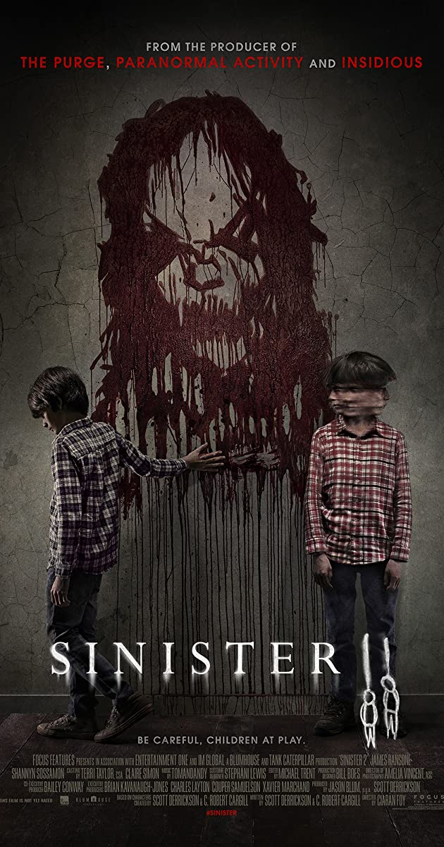 Subtitle of Sinister 2