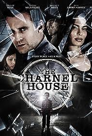 Callum Blue, Erik LaRay Harvey, Nadine Velazquez, and Makenzie Moss in The Charnel House (2016)