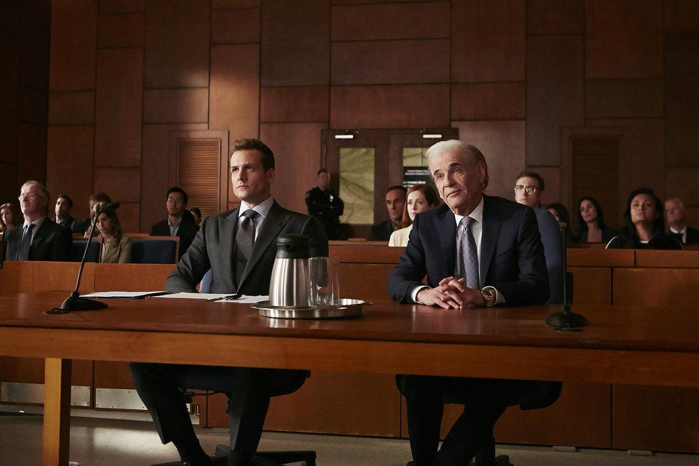 Suits, avocats sur mesure: Borrowed Time   Season 6   Episode 8