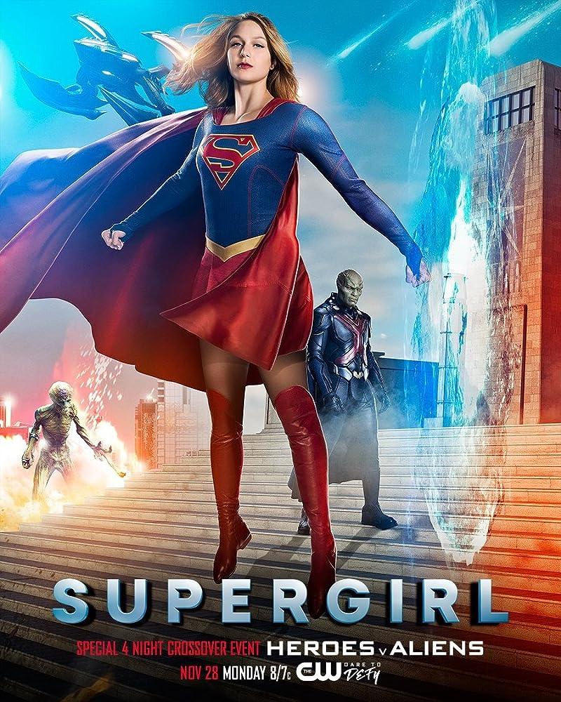 Supergirl S1 (2015) Subtitle Indonesia