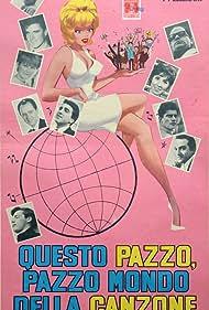 Questo pazzo, pazzo mondo della canzone (1965)