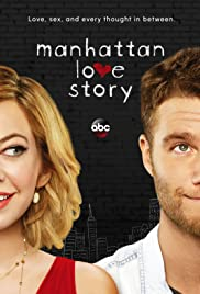 Manhattan Love Story Poster