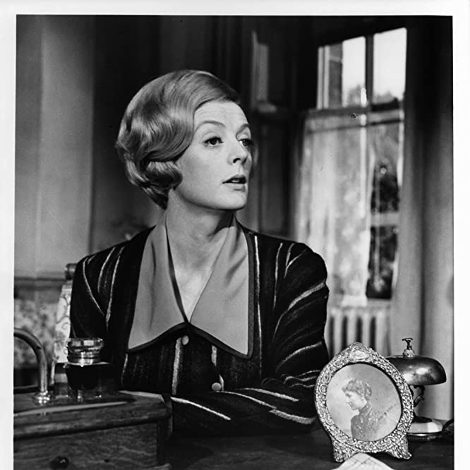 Maggie Smith in The Prime of Miss Jean Brodie (1969)