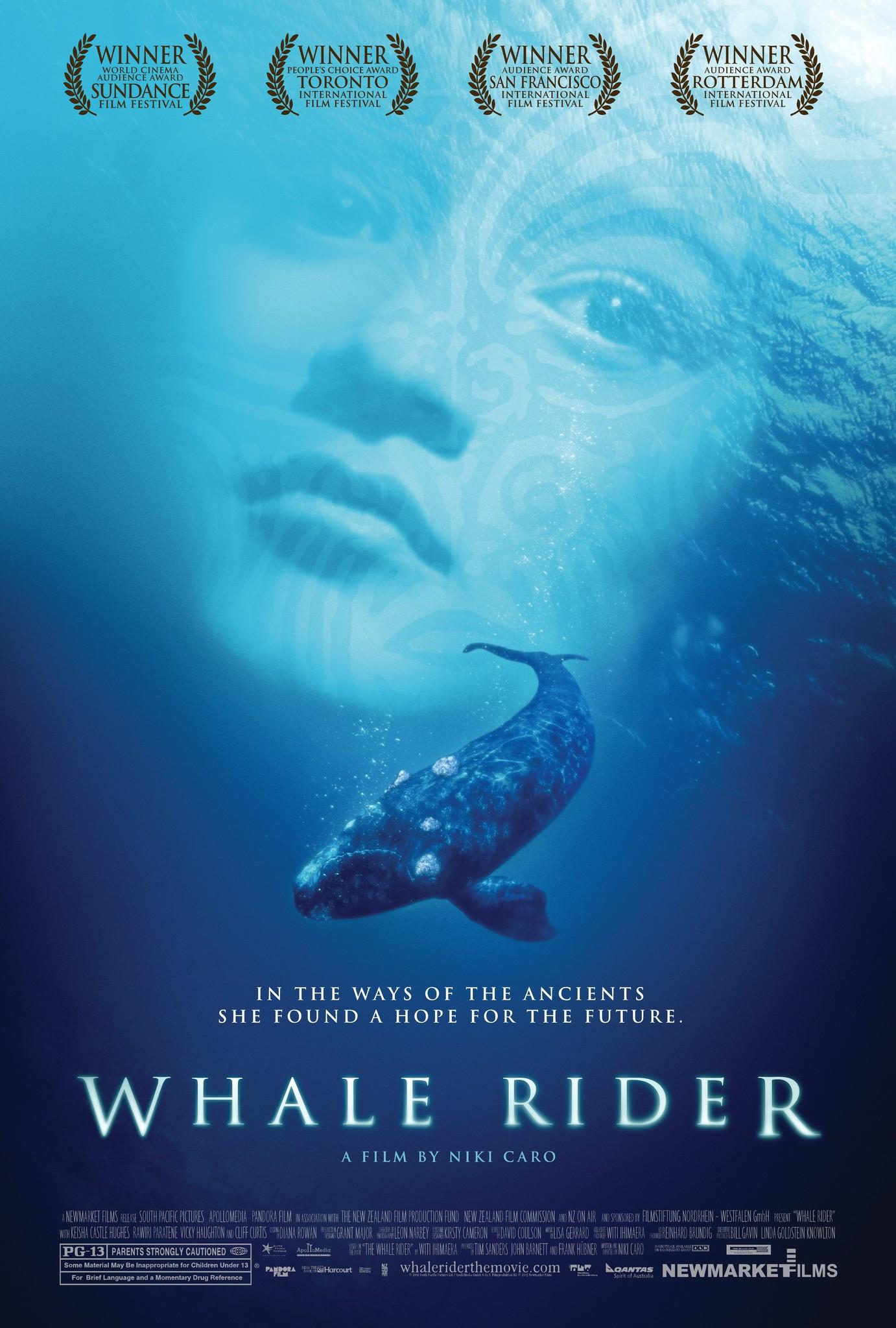 Whale Rider (2002) BluRay 480p, 720p & 1080p