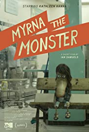 Myrna the Monster Poster
